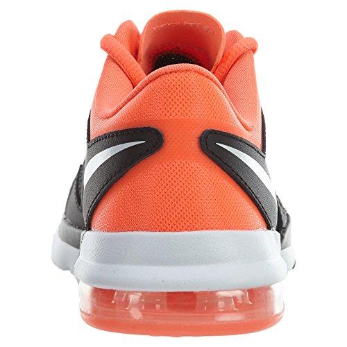 black Nike Air Sculpt White Noir Basses Tr Femme Baskets bright Mango 2 Negro Wmns wqTCfwS