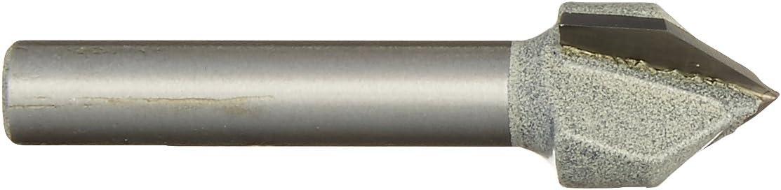Vermont American 1//4 X 6mm Carbide Panel Pilot Router Bit
