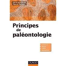 Principes de paléontologie (Sciences de la Terre) (French Edition)