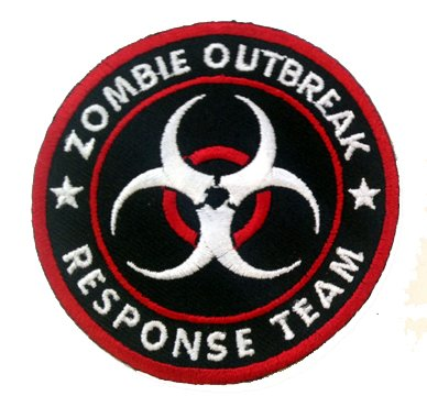 Round Team Logo Patch - 6