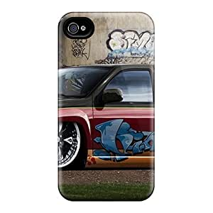 Ultra Slim Fit Hard Casecover88 Cases Covers Specially Made For Iphone 6- Chevy Truck