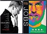 Apple Computers Steve Jobs Double Feature Story Danny Boyle DVD Movie Set Jobs 2-Pack Ashton Kutcher
