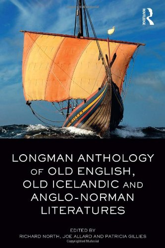 The Longman Anthology of Old English, Old Icelandic and Anglo-Norman Literatures provides a scholarly and accessible introduction to the literature which was the inspiration for many of the heroes of modern popular culture, from The Lord of the Rings...