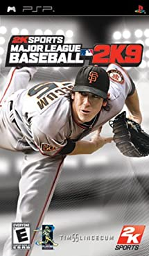 Major League Baseball 2K9 - Sony PSP
