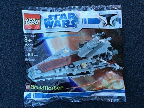 Lego Star Wars Mini Republic Attack Cruiser 30053 Small polybag set.