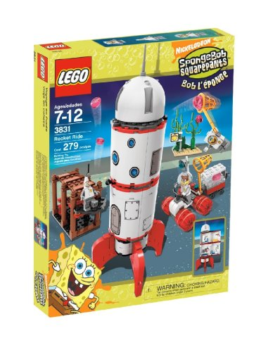Top 9 Best LEGO Spongebob SquarePants Sets Reviews in 2019 9