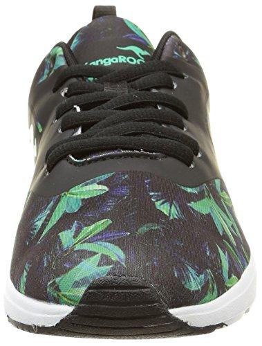 KangaROOS Zapatillas Kangacore 2106T - negro/verde