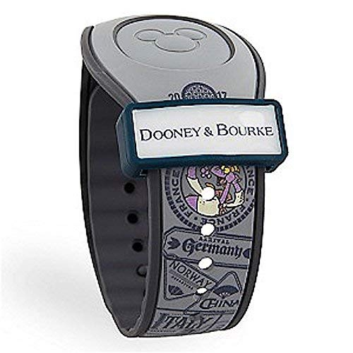 Disney Dooney And Bourke 2017 Epcot Food And Wine Festival Magicband (Epcot International Food And Wine Festival 2017)