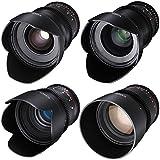 Rokinon Cine DS Micro Four Thirds Lens Kit
