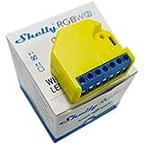 Shelly 2.5PM WLAN-Relais Schalter für die Steuerung von