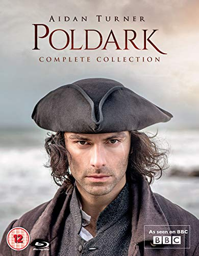 Poldark Series 1-5 Blu-Ray [2019]