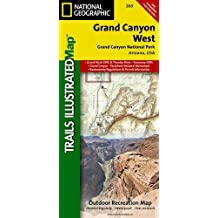 Grand Canyon West [Grand Canyon National Park] (National Geographic: Trails Illustrated Map #263)