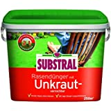 Substral Rasendünger + UV, 5 kg für 250 qm