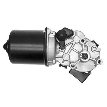 Motor del limpiaparabrisas del automóvil, limpiador de parabrisas delantero eléctrico del automóvil de 12V DC