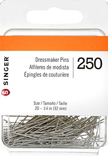 aker Pins, 250-Count ()
