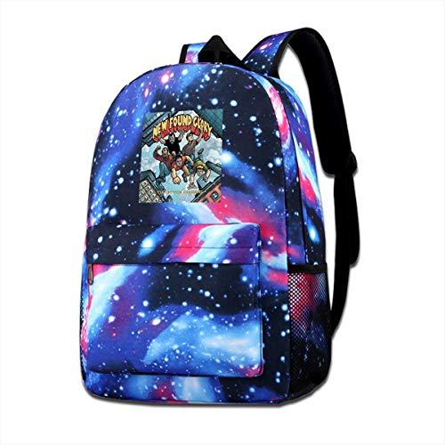New Found Glory Tip Of The Iceberg Unisex,lightweight,durable,school Backpack,multi-function Backpack,travel Backpack,school Bag