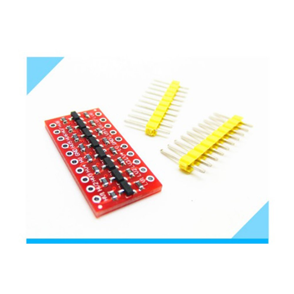 I2c Iic 8 Channel Logic Level Converter Module Bi Shifter Circuit Image Search Results Directional Step Up 33v To 5v Computers Accessories