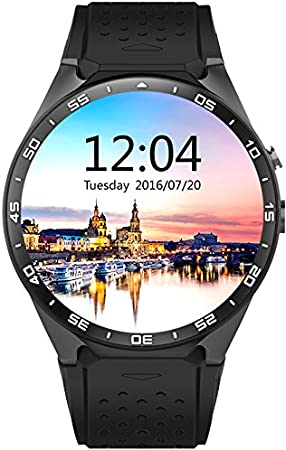 SmartWATCH Premium HQ1 (Original) Reloj Bluetooth con Whatsapp* y ...