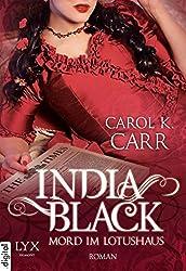 India Black: Mord im Lotushaus (German Edition)
