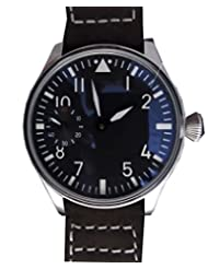 Parnis Luminous Men's Army Mechanical Watch M222s Seagull St3600 Movement by Parnis