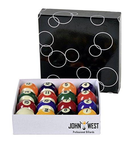 John West Pool Billardkugeln 57 mm