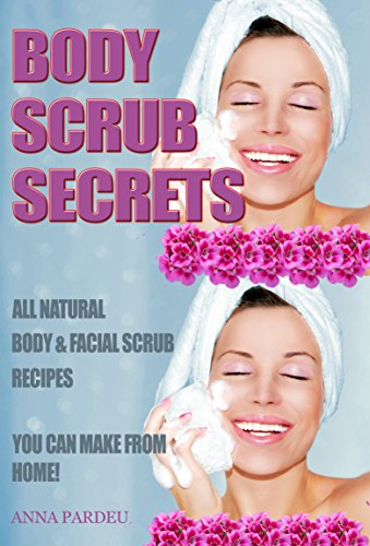 All Natural Face Scrub Recipe - 7