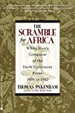 Book cover for The Scramble for Africa: White Man's Conquest of the Dark Continent from 1876 to 1912
