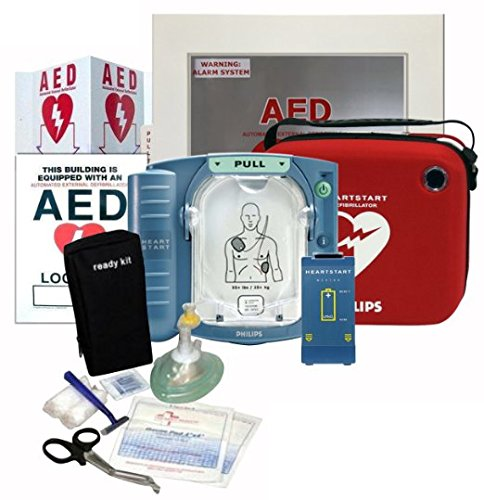 Philips OnSite AED Workplace & Community Bundle Philips
