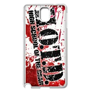 HIGHSCHOOL OF THE DEAD Samsung Galaxy Note 3 Cell Phone Case White NRI5032499