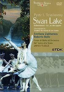 Tchaikovsky - Swan Lake / Zakharova, Bolle, Sutera, Chisleni, Brazzo, Vallone, Tuggle, La Scala Ballet