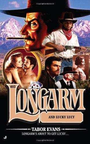 book cover of Longarm and Lucky Lucy