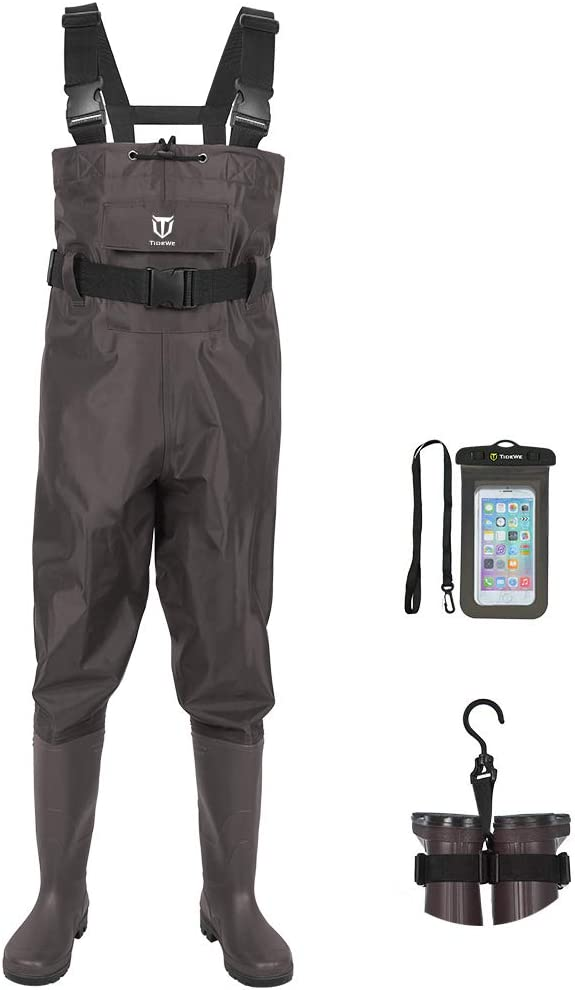 Best Fishing Waders : TideWe Bootfoot Chest Wader