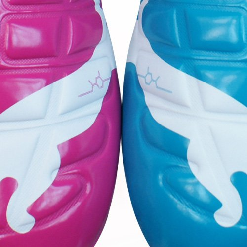 3 Tricks Purple Jr Puma bluebird Evopower Betroot Multicolored White Fg Bota Hx71It