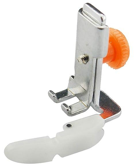 DreamStitch - Prensatelas para máquina de coser con cremallera ajustable para todos los tipos de vástago