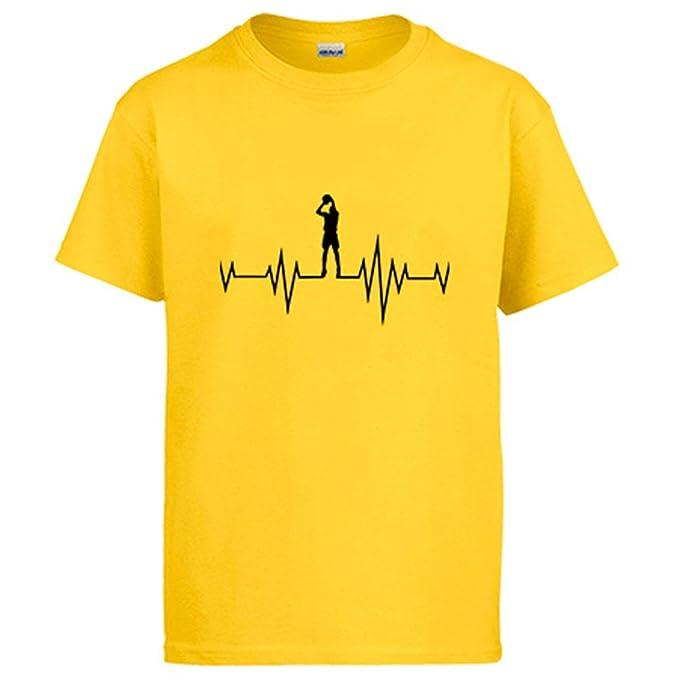 Camiseta el Baloncesto me da Vida I Love This Game: Amazon.es: Ropa y accesorios