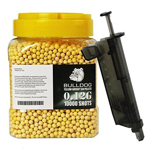 Bulldog Yellow Airsoft Pellets Loader product image