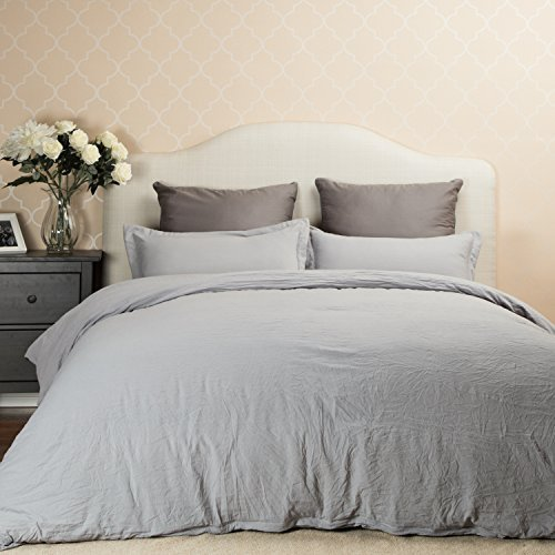 Check Out This Bedsure Duvet Cover Set Zipper Closure Ultra Soft Hypoallergenic Microfiber