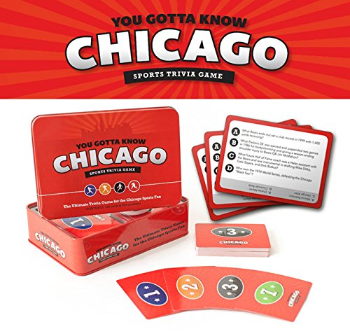 (You Gotta Know Chicago - Sports Trivia Game)