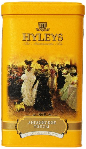 Hyleys Tea English Loose 4 4 Ounce product image