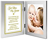 Godson or Goddaughter Gift From Godmother - Baptism, Christening or Christmas - Add Photo