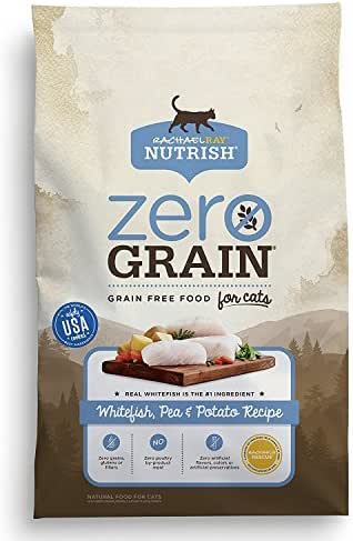 Cat Food: Rachael Ray Nutrish Zero Grain Indoor Weight Control