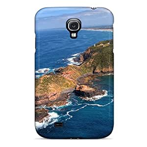 Slim Fit Tpu Protector Shock Absorbent Bumper Victoria Beach Case For Galaxy S4