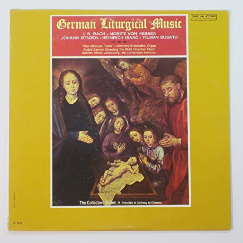 German Liturgical Music (The Collectors Series)