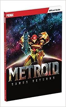 Metroid: Samus Returns por Prima Games
