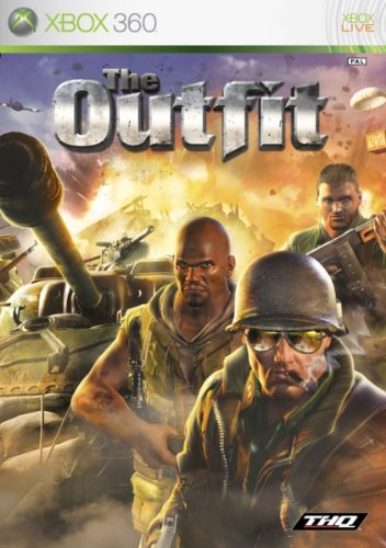 THQ The Outfit, Xbox 360