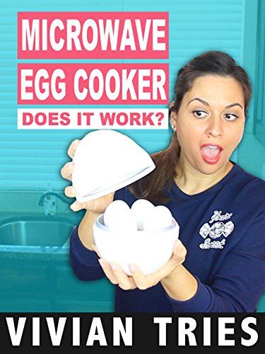 Review: Microwave Egg Cooker - Does it work?