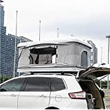 mccautomatic Solar – Tienda de campaña para techo de coche, black gray cloth: Amazon.es: Deportes y aire libre