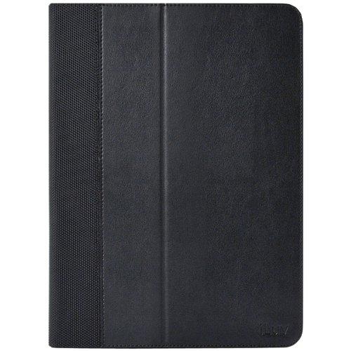 iLuv Simple Folio Case and Stand for iPad Air (AP5SIMFBK)