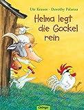 Helma legt die Gockel rein