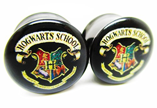 00 plugs harry potter - 2